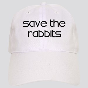 Save the Rabbits Cap
