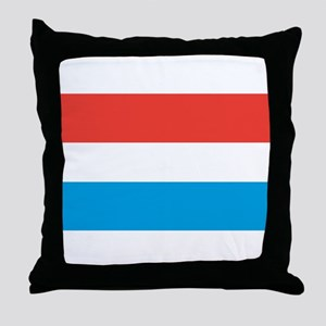 LUXEMBOURG Throw Pillow