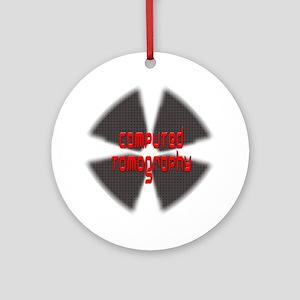 CT2 Ornament (Round)