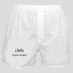 Little Interior Designer Boxer Shorts