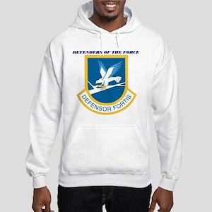 Defensor Fortis Hooded Sweatshirt