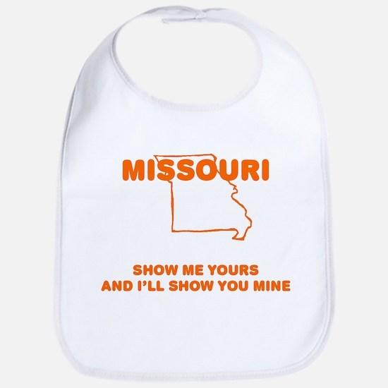 Missouri Show Me Bib
