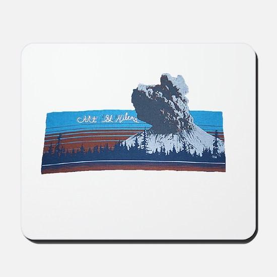 Mt. St Helens Mousepad