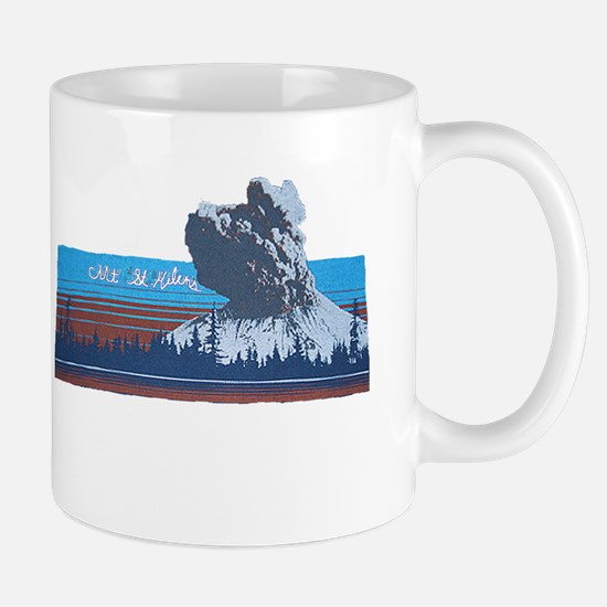 Mt. St Helens Mug
