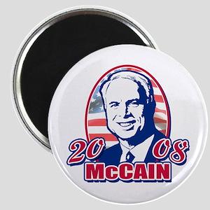 John McCain Patriotic Magnet