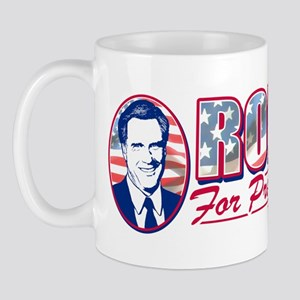 Mitt Romney Patriotic Mug