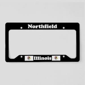 Northfield, IL License Plate Holder