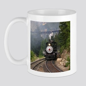 Georgetown Colorado Railroad Mug