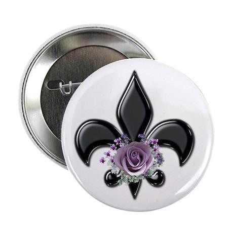 """flor de les 2.25"""" Button (100 pack)"""