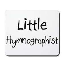 Little Hymnographist Mousepad