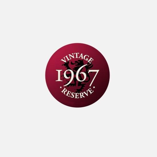 Vintage Reserve 1967 Mini Button