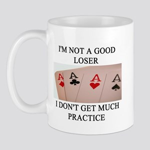 POKER GIFTS T-SHIRTS Mug