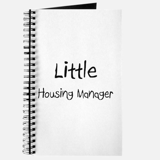 Little Housing Manager Journal