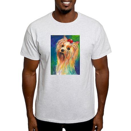 Yorkshire terrier #2 Ash Grey T-Shirt