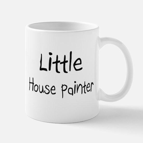 Little House Painter Mug