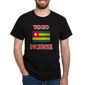 Togo Nurse T-Shirt