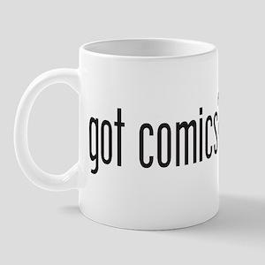 Got Comics? Mug