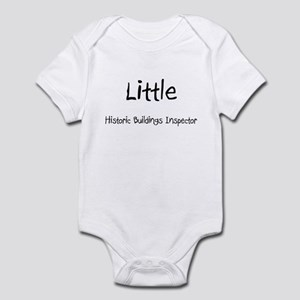 Little Historic Buildings Inspector Infant Bodysui