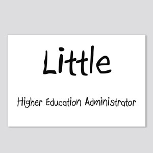 Little Higher Education Administrator Postcards (P