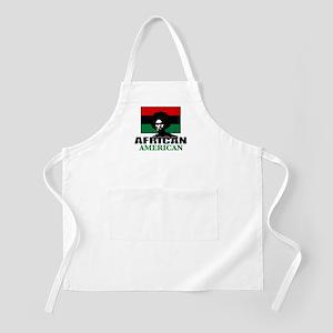 African American BBQ Apron