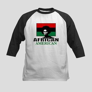 African American Kids Baseball Jersey