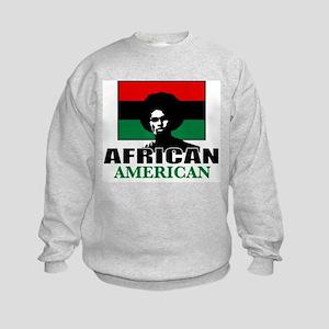 African American Kids Sweatshirt