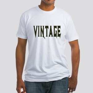 vintage Fitted T-Shirt