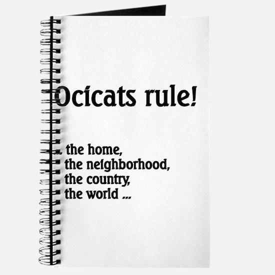 Ocicat Journal