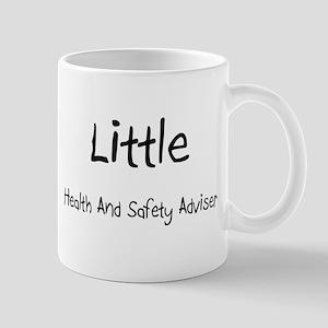 Little Health And Safety Adviser Mug