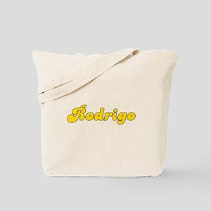 Retro Rodrigo (Gold) Tote Bag