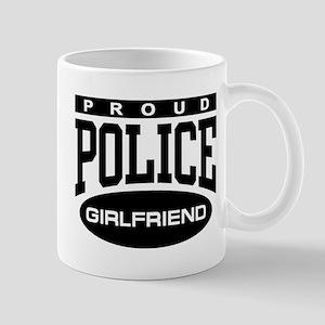 Proud Police Girlfriend Mug
