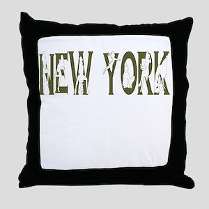 HOT nny Throw Pillow