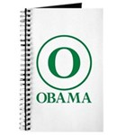 Green O Obama Journal