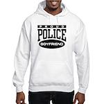 Proud Police Boyfriend Hooded Sweatshirt