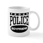 Proud Police Boyfriend Mug