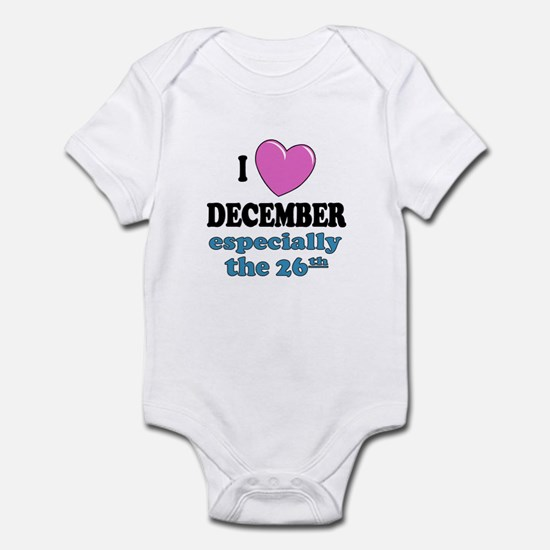 PH 12/26 Infant Bodysuit