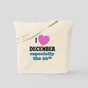 PH 12/26 Tote Bag