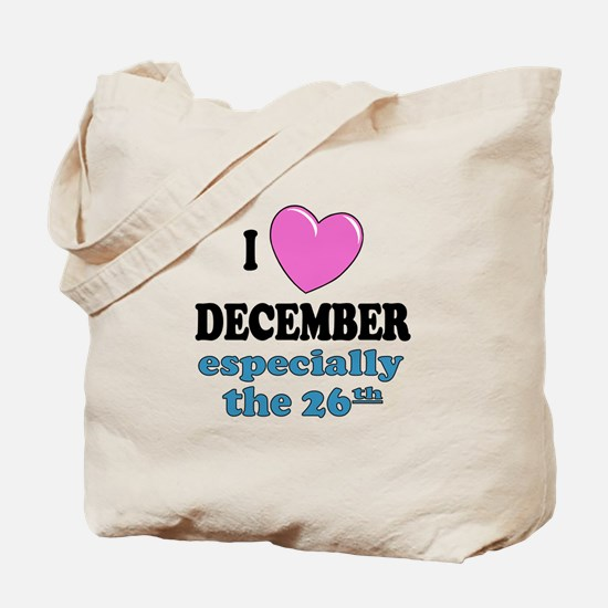 PH 12/26 Tote Bag