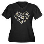 I (heart) edelweiss Plus Size T-Shirt