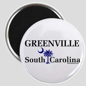 Greenville South Carolina Magnet