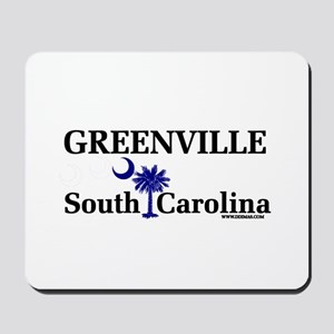 Greenville South Carolina Mousepad
