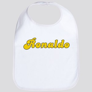 Retro Ronaldo (Gold) Bib