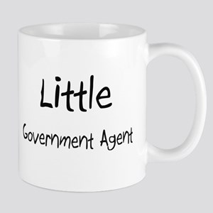 Little Government Agent Mug