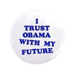 "Obama Trust 3.5"" Button (100 pack)"
