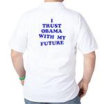Obama Trust Golf Shirt