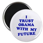 Obama Trust Magnet