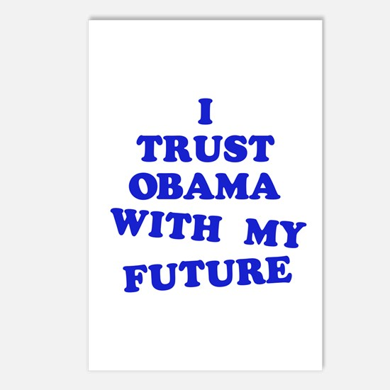 Obama Trust Postcards (Package of 8)