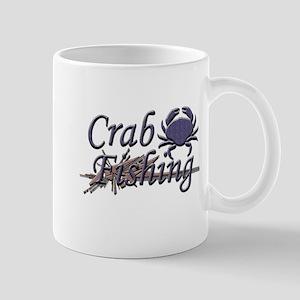 Crab Fishing Mug
