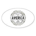 America The Great Sticker