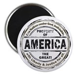 America The Great Magnets